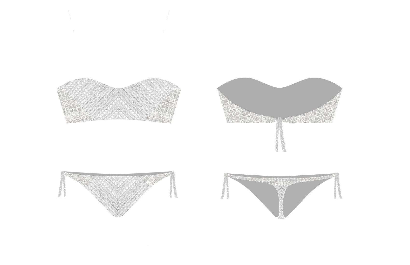 thong set Swimwear Styles